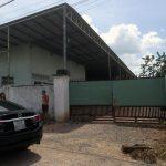 Nhà xưởng 450m2 xã Tân Phú Trung, huyện Củ Chi
