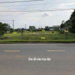 Đất Thổ cư 2 mặt tiền đường Tỉnh lộ 2, xã Tân Thông Hội