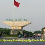 Đất đối diện TTTM và cổng KCN Phước Đông, huyện Gò Dầu, Tây Ninh
