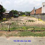 Bán đất khu dân cư làng Việt Kiều, ấp Tân Lập, xã Tân Thông Hội