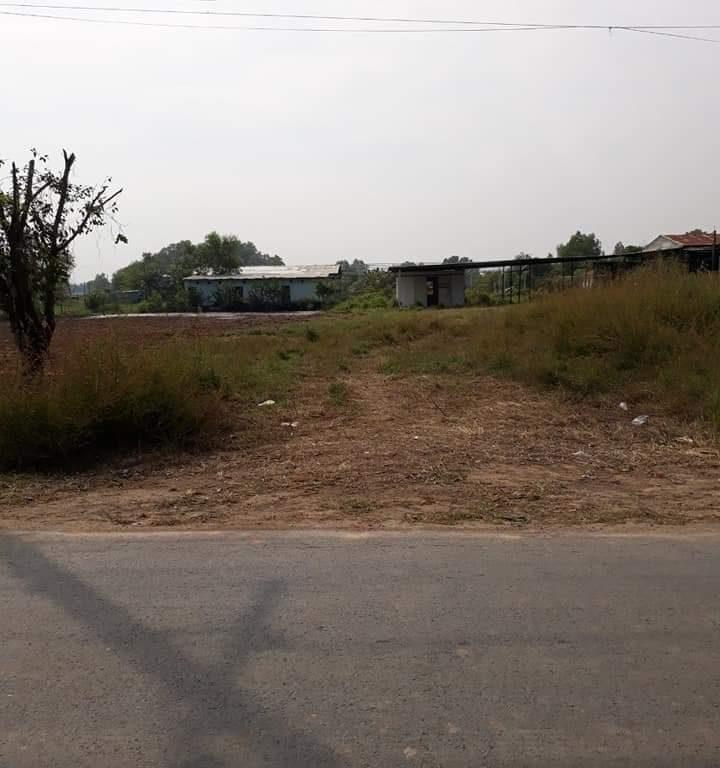 Bán đất mặt tiền đường Lê Minh Nhựt