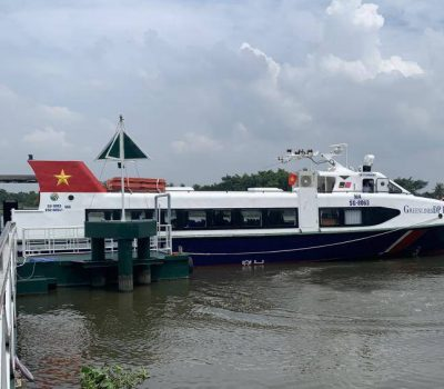 Ngày 10/7, TP.HCM khai trương tuyến du lịch đường sông Bến Bạch Đằng - Bình Dương - Địa Đạo Củ Chi
