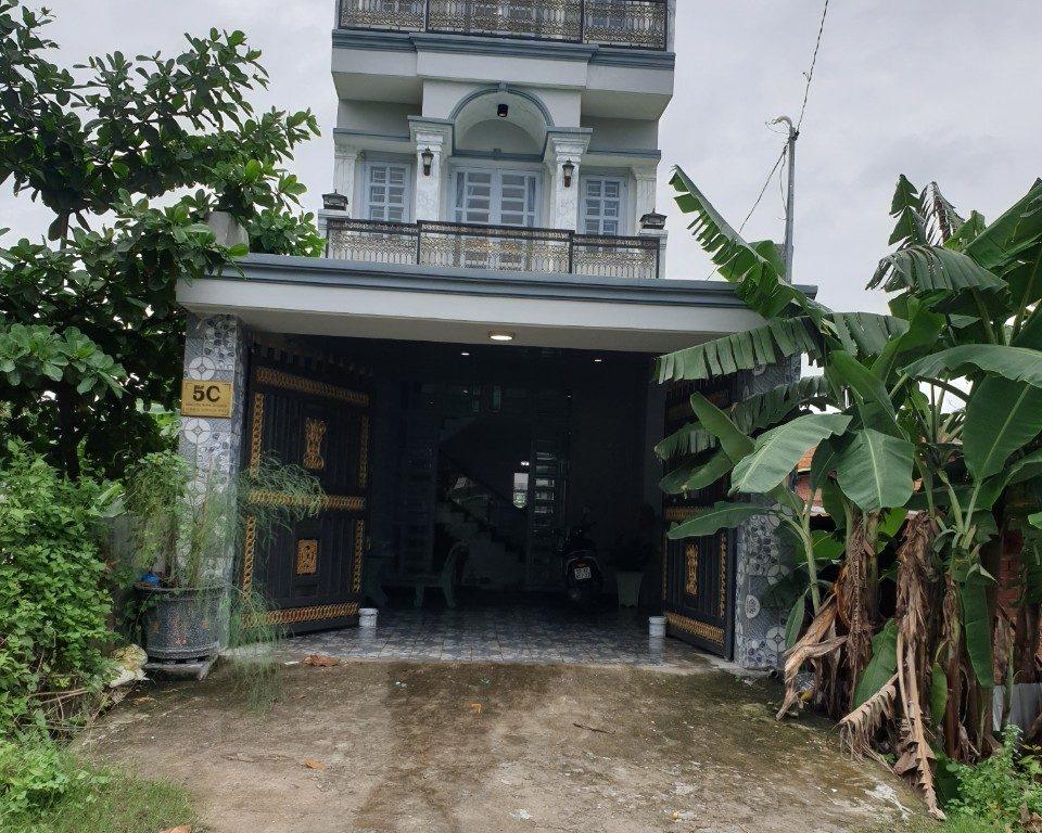 Mặt tiền Dương Thị Phua
